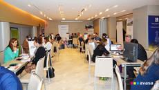 Parte del 4º workshop receptivos de Avasa.