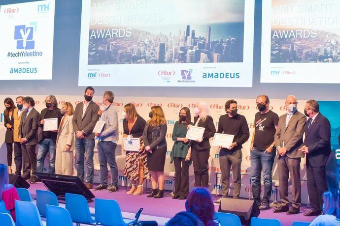 Smart Destination Awards 2021, en Fiturtechy