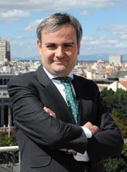 El delegado de Economía y Empleo, José Enrique Núñez, es el nuevo presidente de Madrid Espacios y Congresos