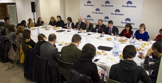 La Fira de Barcelona cerrará 2012 con unos ingresos de 115 millones gracias a sus grandes ferias y congresos