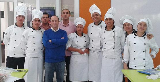 El chef del Hotel Servigroup Montíboli se convierte en embajador de la gastronomía española en Colombia