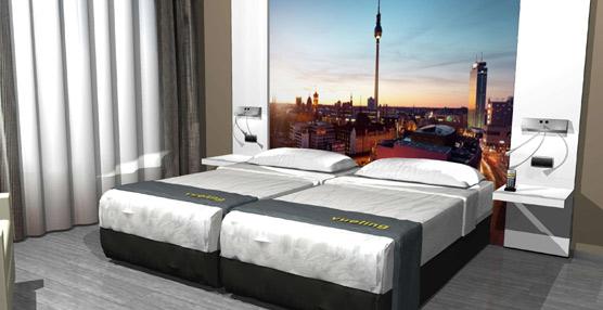 Hoteles Catalonia gestionará en exclusiva los nuevos hoteles Vueling by HC que arrancarán en 2013