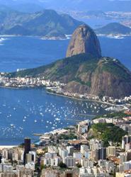 Brasil espera recibir en el cómputo global del año cerca de seis millones de turistas, superando el récord de 2011