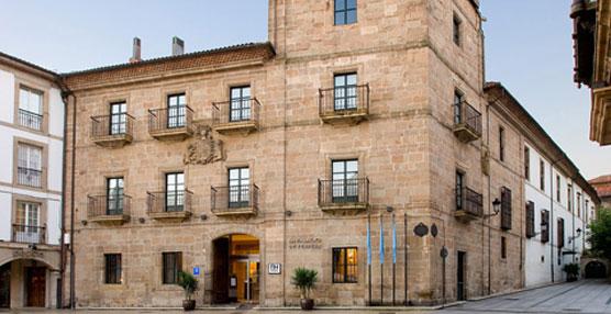 El NH Palacio de Ferrera, ubicado en Avilés, elegido mejor hotel asturiano por los usuarios de hotel.info