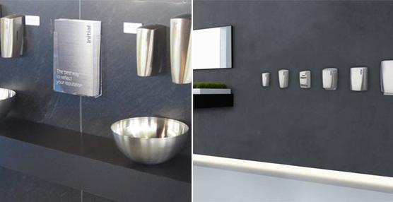 Initial lanza una gama exclusiva de dispensadores de jabón en acero inoxidable para negocios lujosos