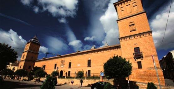 El centro de congresos Hospital de Santiago de Úbeda acoge más de 160 actividades y grandes eventos a lo largo de 2012