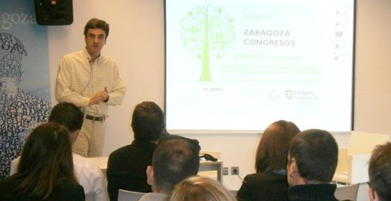 El presidente del Club para la Excelencia presenta las distintas certificaciones de sostenibilidad en eventos de Europa