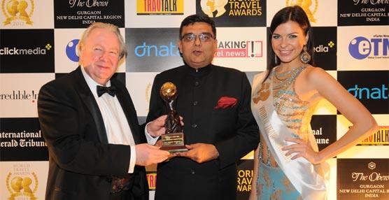 Kuoni Destination Management es galardonada como la compañía de gestión de destinos líder mundial