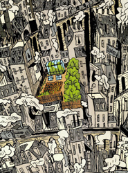 Eurostars Hotels adjudica el Primer Premio de Ilustración al estudiante de diseño Andrés Lozano Martín