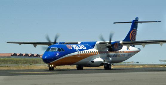 El juzgado admite el concurso voluntario de acreedores de Islas Airways tras suspender operaciones en octubre