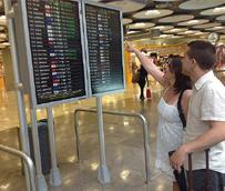 Los españoles realizan diez millones de viajes en noviembre, lo que supone un aumento del 7% respecto a 2011