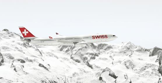 La aerolínea Swiss adapta sus servicios y prestaciones a las costumbres y tradiciones de sus destinos