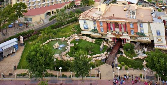 Nace el primer complejo temático de Mallorca a través de la 'joint venture' de Meliá y Katmandu Park