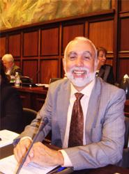 José Antonio Godoy en el Pleno de diciembre.