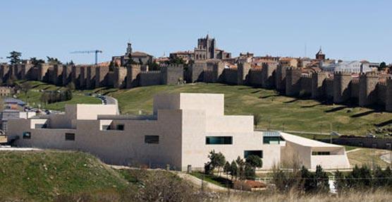 El Centro de Congresos 'Lienzo Norte' de Ávila saca a concurso su servicio de restauración