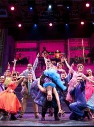 El Palacio de Congresos de Sevilla acoge el inicio de la Gira 2013 de 'Grease, el Musical'