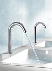 Ramon Soler presenta su grifería electrónica para lavabos que permite mayores ahorros de agua