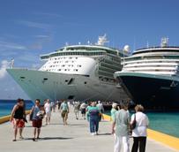 Europa ganará cuota de mercado en Estados Unidos como destino de cruceros 2013, alcanzando un peso de más del 13%