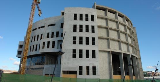 Esta semana comienzan los trabajos para concluir el Edificio de Formación y Congresos de Fuerteventura