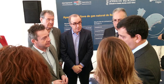 Benidorm arranca la canalización del gas natural, una antigua demanda del sector hotelero y de alojamiento