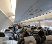Los aeropuertos de la red de Aena finalizan el año con un 5% menos de pasajeros y un 10% menos de vuelos operados