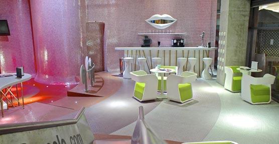 El Barceló Málaga renueva por completo su 'lobby' para que el cliente de negocios pueda utilizarlo como espacio de 'networking'