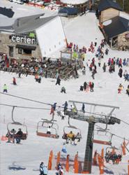 La mayoría de estaciones de esquí españolas consiguen elevados niveles de ocupación en el periodo navideño
