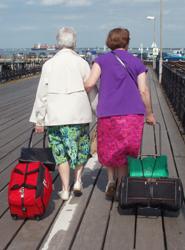 Llegarán a España 9,9 millones de turistas internacionales.