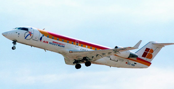 Air Nostrum acuerda con el 73% de su plantilla una reducción de lo salarios del 18%, evitando así los despidos
