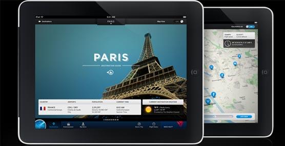 Delta presenta la nueva aplicación Fly Delta para iPad completando la primera fase de mejora de la tecnología para el cliente
