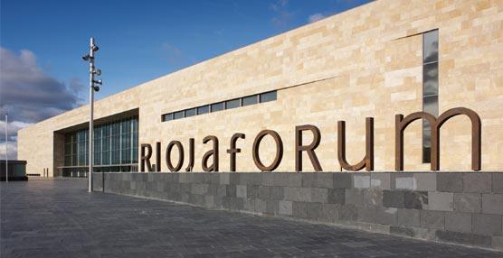 Riojaforum acoge en 2012 eventos eventos de diversa naturaleza, tanto del ámbito congresual como cultural