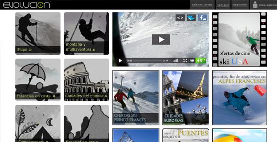 La mayorista Evolución prevé incrementar sus ventas en un 30% durante la presente temporada de esquí
