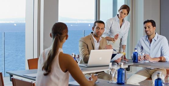 El Barceló Illetas Albatros ofrece 'ionizadores' en las salas de reuniones para mejorar el rendimiento laboral de los delegados