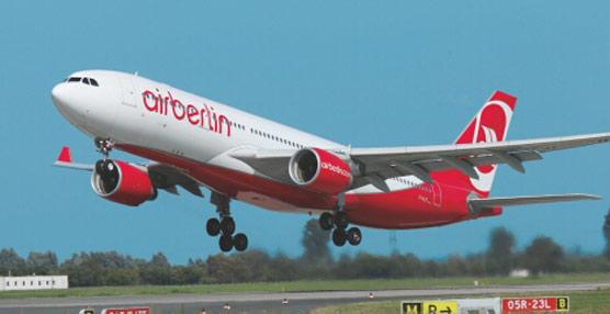 airberlin recortará 900 puestos de trabajo y reducirá su flota a 142 aviones con el objetivo de 'lograr un futuro sostenible'