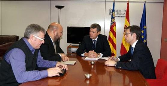 Los Gobiernos de la Comunidad Valenciana y Baleares buscarán líneas de cooperación en materia de gestión turística