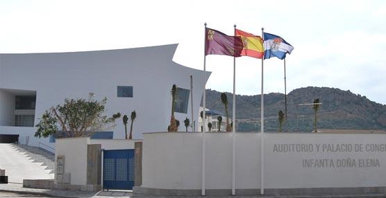 Más de 5.500 personas asisten a la programación cultural de diciembre del Palacio de Congresos de Águilas