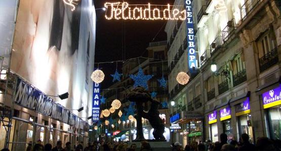 Los establecimientos hoteleros de Madrid registran sus peores datos en el mes diciembre desde el año 1997