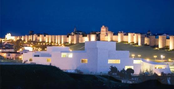 El Centro de Congresos de Ávila aumenta su actividad en 2012, pero reduce levemente su participación
