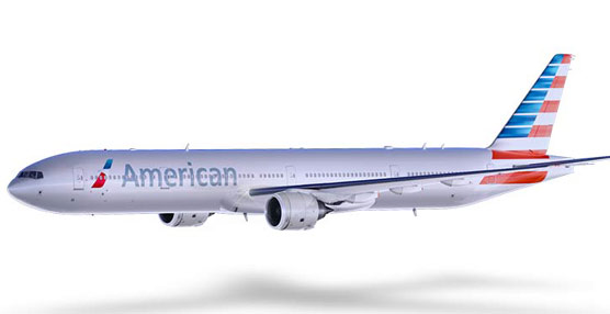 American Airlines estrena nueva imagen corporativa con motivo de la modernización de su flota de aviones