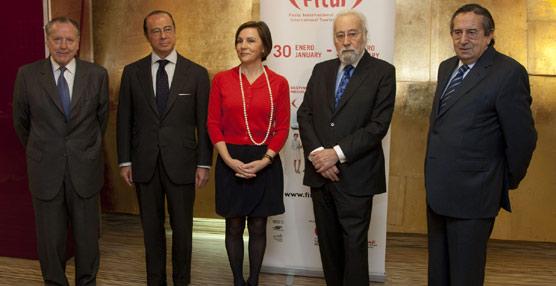 Fitur 2013 contará con 500 expositores menos que en su anterior edición a pesar del aumento del 13% en el área empresarial