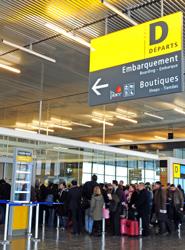 El volumen de ventas de las agencias francesas cae un 2% en diciembre debido a la debilidad de las salidas al exterior