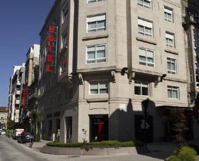 El Hotel Silken América de Vigo se convierte en el primer establecimiento gestionado por la cadena en Galicia