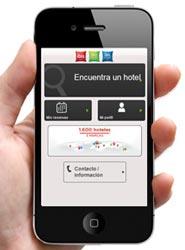 La cadena de hoteles ibis lanza sus aplicaciones móviles para iPhone, Blackberry y Android