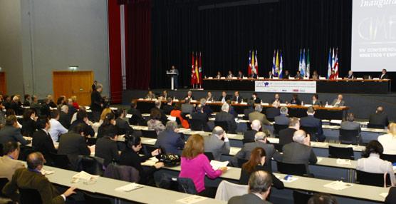 El ministro Soria inaugurará CIMET, que reunirá a ministros y empresarios de Turismo en la víspera de Fitur