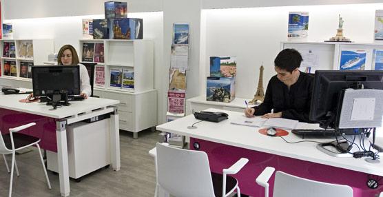 La crisis económica se lleva por delante en cinco años más de 9.000 puestos de trabajo en el Sector de agencias de viajes