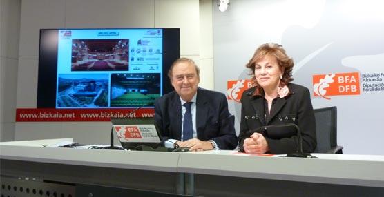 El Palacio Euskalduna de Bilbao acoge 855 eventos en 2012 con un impacto económico de más de 87 millones en el País Vasco
