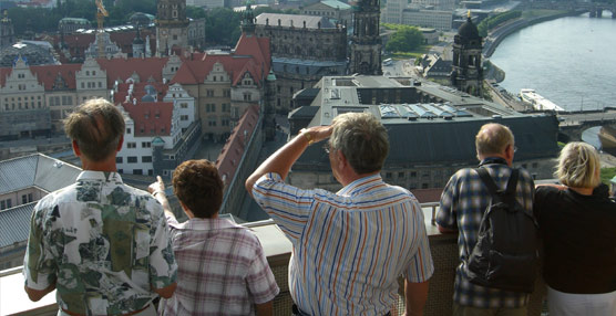 El Turismo Receptivo alemán registra un gran aumento en 2012 tras 'los años récords de 2010 y 2011'