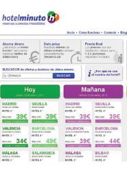 Hotelminuto presenta en Fitur 2013 sus ofertas internacionales y la nueva versión de su página web