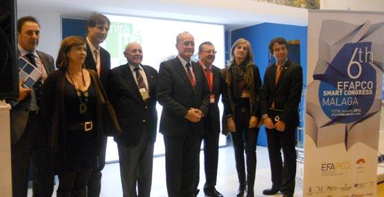 Málaga recibirá en enero de 2014 a más de 200 organizadores de congresos de toda Europa en el congreso anual de EFAPCO