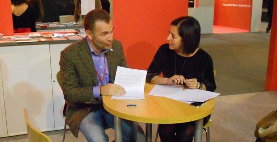 Los Ayuntamientos de Murcia y Valladolid firman un convenio para colaborar en la organización de congresos